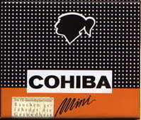 Cohiba Mini Direktimport Restposten